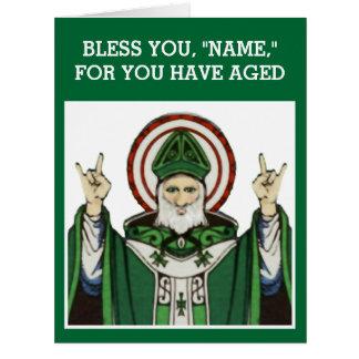 funny Catholic birthday Cards