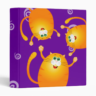 Funny cats, binder