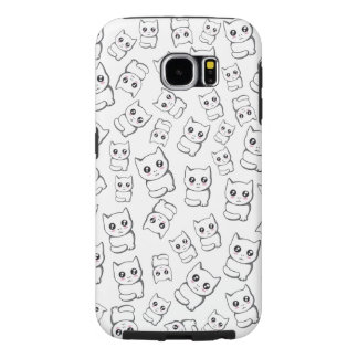 Funny cats samsung galaxy s6 cases