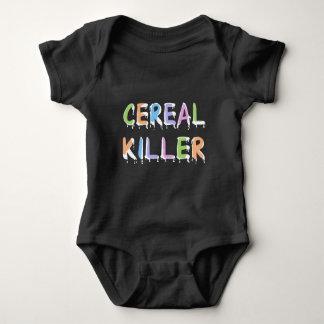 Funny | Cereal Killer Pun Baby Bodysuit