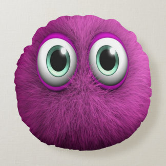 Funny character for kids - What? pillow