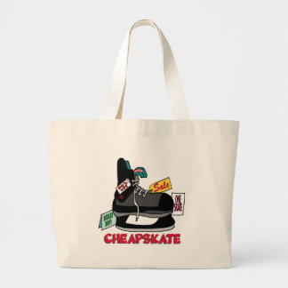 Funny Cheapskate T-shirts Gifts Canvas Bags