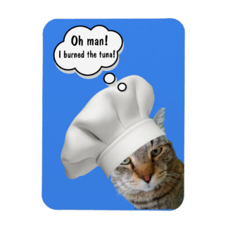 Funny Chef Rupie Magnet