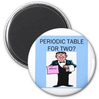 funny chemistry joke magnet