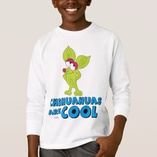 "Funny"" chihuahuas are cool ""long sleeve shirt"