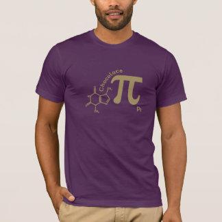 Funny Chocolate Pi Shirt