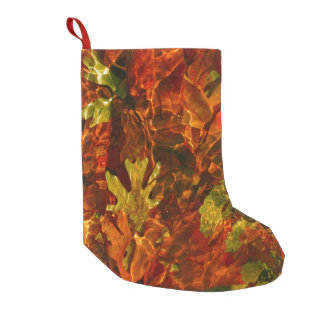 Funny CHRISTMAS CAMOUFLAGE Small Christmas Stocking