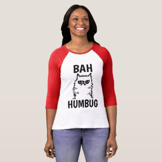 Funny Christmas CAT T-shirts, Grumpy T-Shirt