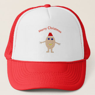 Funny Christmas Egg Hat
