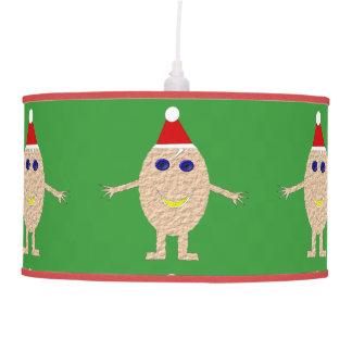 Funny Christmas Egg Lamp