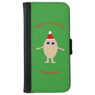 Funny Christmas Egg Phone Case