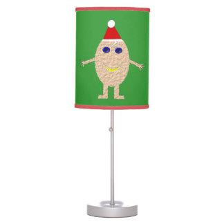 Funny Christmas EggTable Lamp