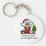 Funny Christmas Gift Keychains