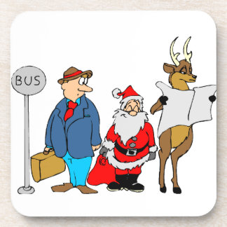 Funny Christmas Gifts Coaster