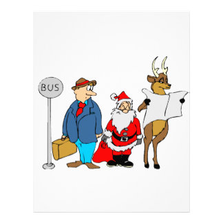 Funny Christmas Gifts Letterhead