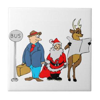 Funny Christmas Gifts Tile
