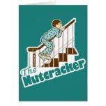 Funny Christmas Nutcracker Cards