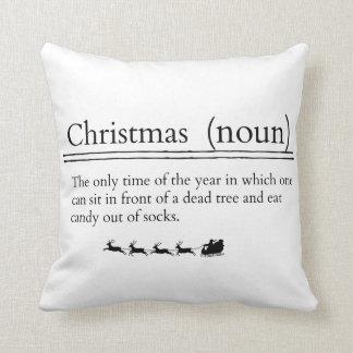 Funny Christmas Pillows
