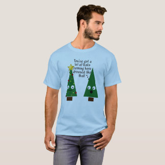 Funny Christmas Tacky Men's Sweatshirt