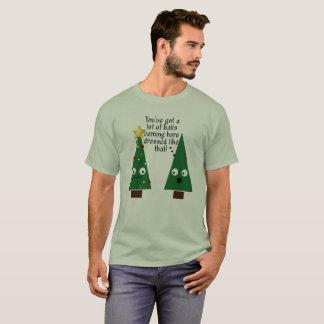 Funny Christmas Tacky Men's Tshirt