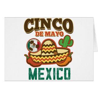 Funny Cinco De Mayo Mexican Card