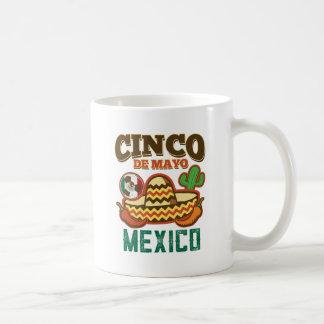 Funny Cinco De Mayo Mexican Coffee Mug