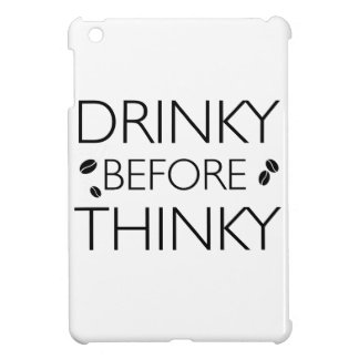 Funny Coffee designs iPad Mini Case