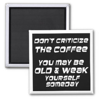 Funny coffee sayings humour kitchen novelty