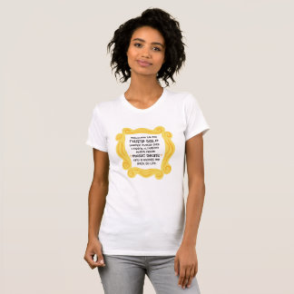 Funny coffee tee magic bean potion fairy tale