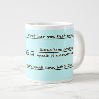 Funny Coffee Wake Up Mug