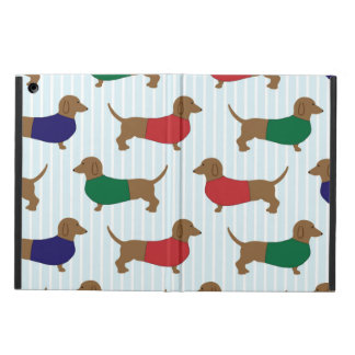 Funny Colorful Dachshund Dogs, iPad Air Case
