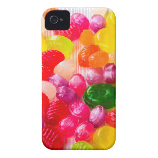 Funny Colorful Sweet Candies Food Lollipop Photo iPhone 4 Case-Mate Cases