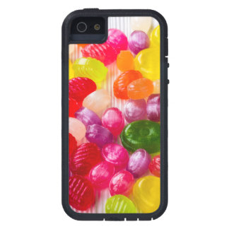 Funny Colorful Sweet Candies Food Lollipop Photo iPhone 5 Cases