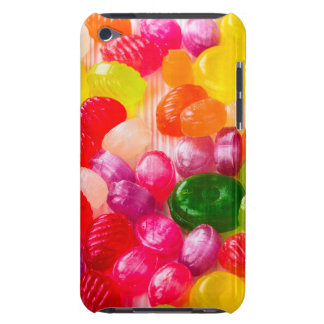 Funny Colorful Sweet Candies Food Lollipop Photo iPod Touch Case-Mate Case