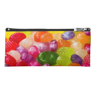 Funny Colorful Sweet Candies Food Lollipop Photo Pencil Case