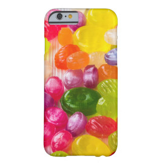 Funny Colorful Sweet Candies Food Lollipop Picture Barely There iPhone 6 Case