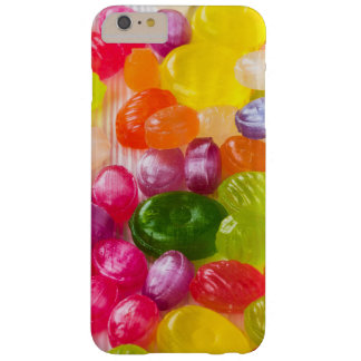Funny Colorful Sweet Candies Food Lollipop Picture Barely There iPhone 6 Plus Case