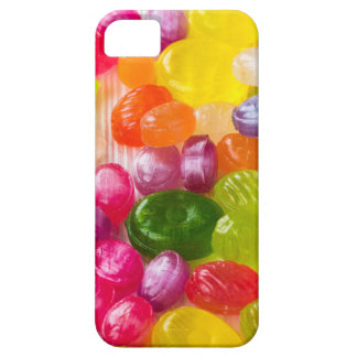 Funny Colorful Sweet Candies Food Lollipop Picture iPhone 5 Cases