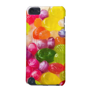 Funny Colorful Sweet Candies Food Lollipop Picture iPod Touch (5th Generation) Cases