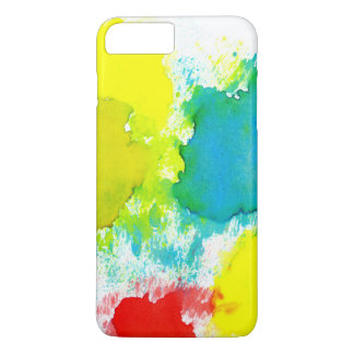 funny colors for happy IPHONE iPhone 7 Plus Case