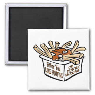 funny comfort food apparel square magnet