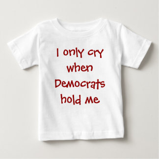 Funny Conservative Baby T-Shirt