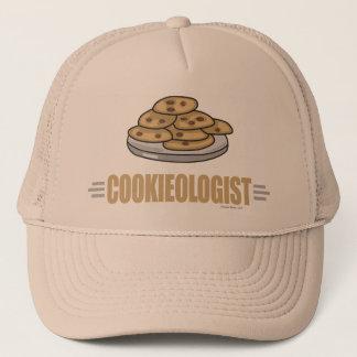 Funny Cookie Lover Trucker Hat