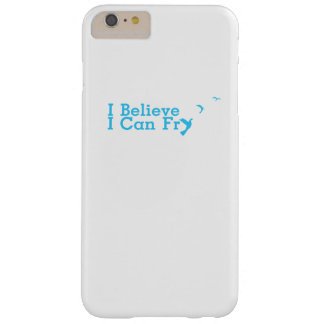 Funny Cooking Believe Can Fry Barely There iPhone 6 Plus Case