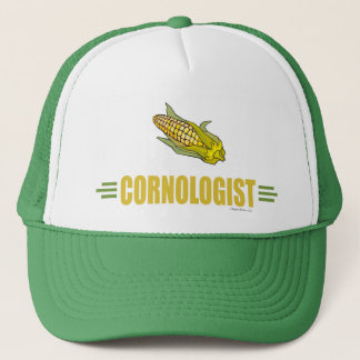 Funny Corn Trucker Hat