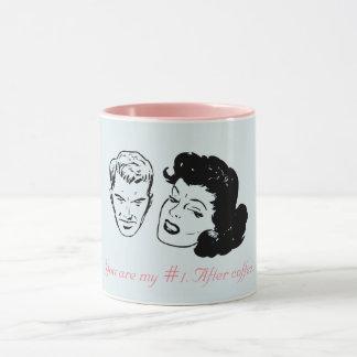 Funny Couple Novelty Mug