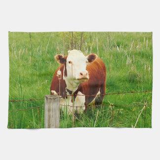 Funny Cow 4Erik Kitchen Towel