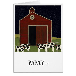 funny cow birthday card humorous