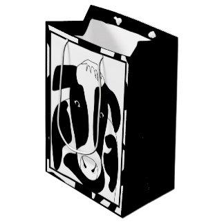 Funny Cow MGB Medium Gift Bag