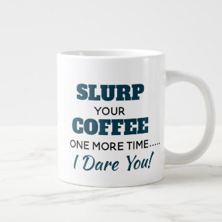 Funny Coworker Slurp Coffee Mug